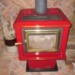 New Wood Stove - Barrie Wett Inspections