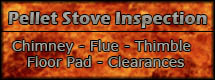 Pellet Stove Inspection